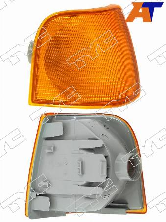 Габарит AUDI 100 83-90 желтый