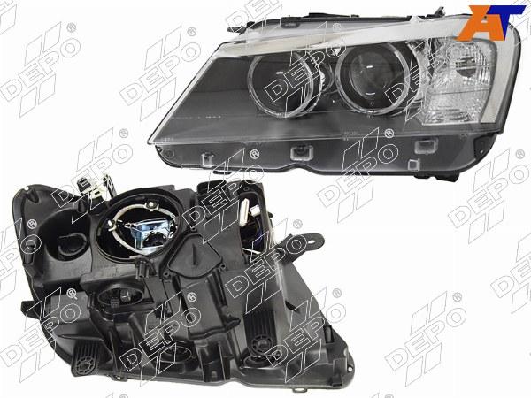 Фара BMW X3 F25 10-17
