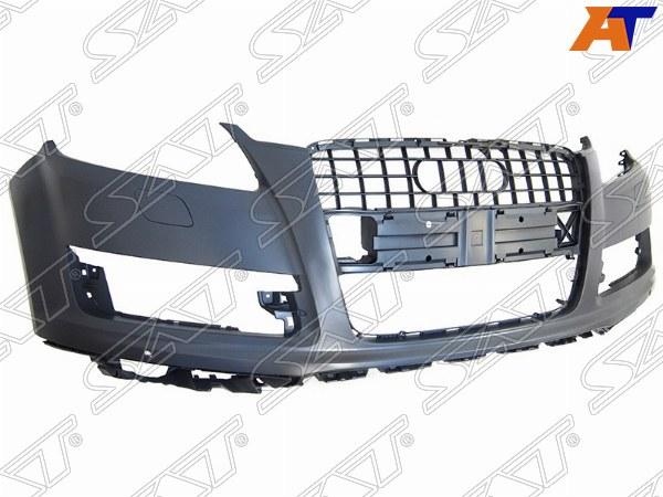 Бампер передний AUDI Q7, AUDI Q7 05-15
