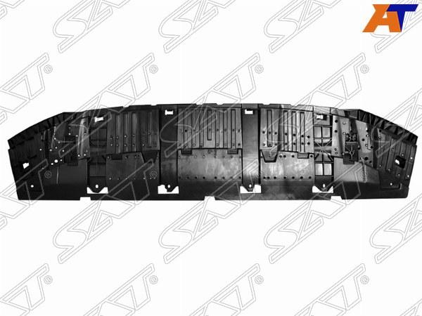 Защита бампера AUDI Q3 11-