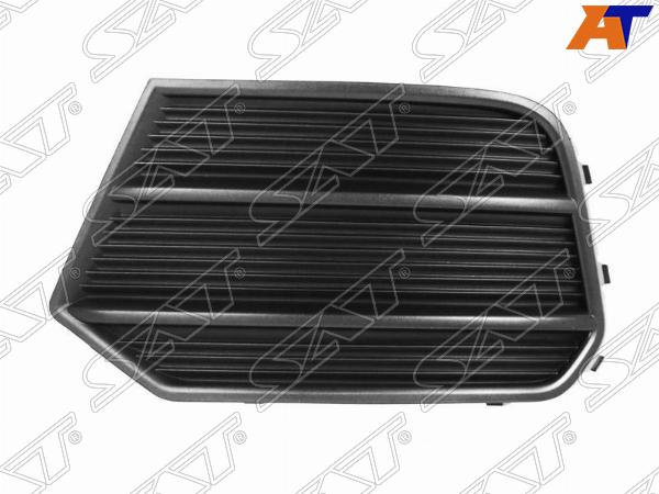 Решетка в бампер AUDI Q3 11-