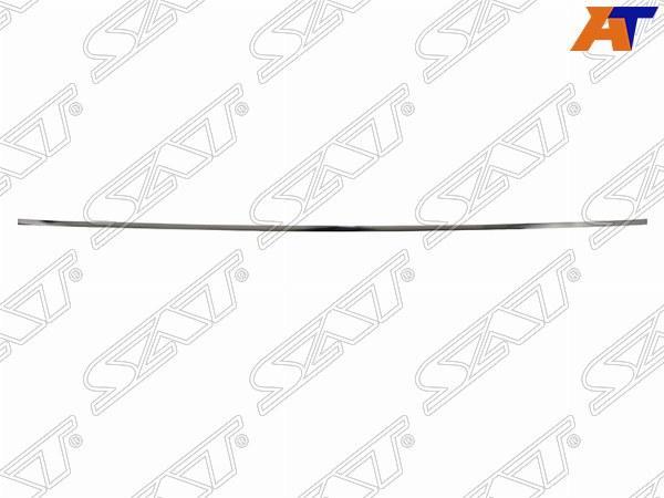 Молдинг бампера AUDI Q7 05-15