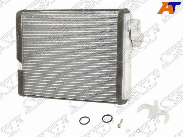 Радиатор отопителя салона AUDI A4/S4 07-, AUDI A4/S4 07-14, AUDI A5 07-, AUDI A5/S5 07-, AUDI Q5 08-
