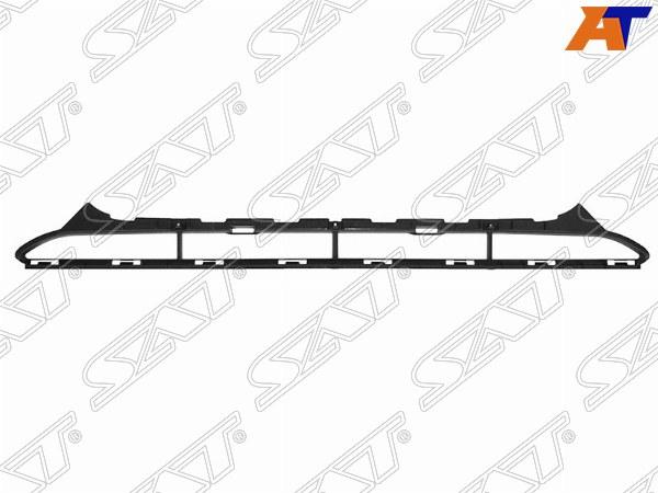 Решетка в бампер AUDI A4/S4 07-