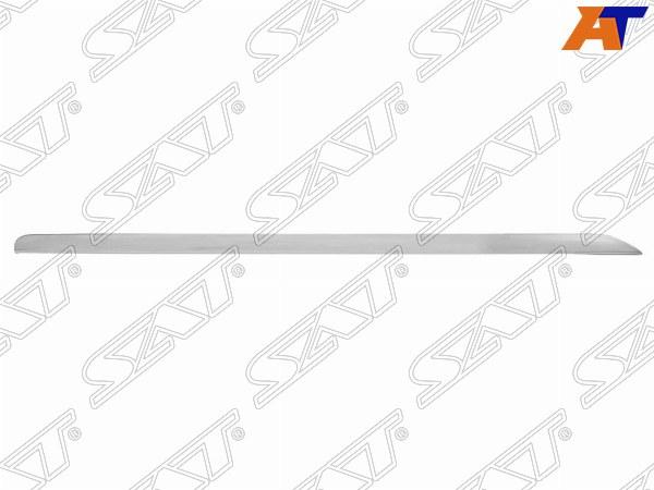 Молдинг бампера AUDI A6 05-11