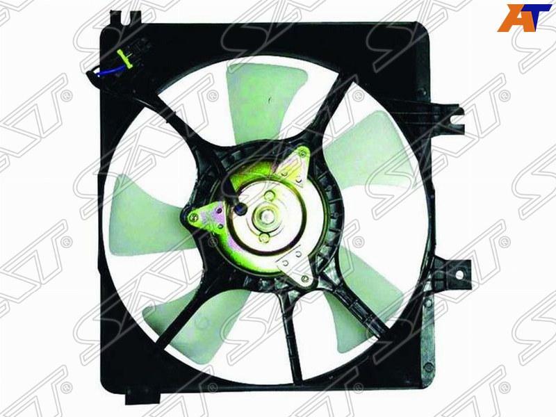 Диффузор радиатора кондиционера в сборе MAZDA 626 / CRONOS / CAPELLA / EFINI MS-6 / EUNOS500 / XEDOS 6 V6