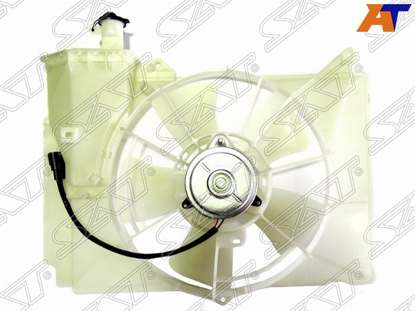 Диффузор радиатора TOYOTA VITZ / PLATZ / FUN CARGO / BB / PORTE / IST / PROBOX / SUCCEED 1 / 2NZ-FE 00