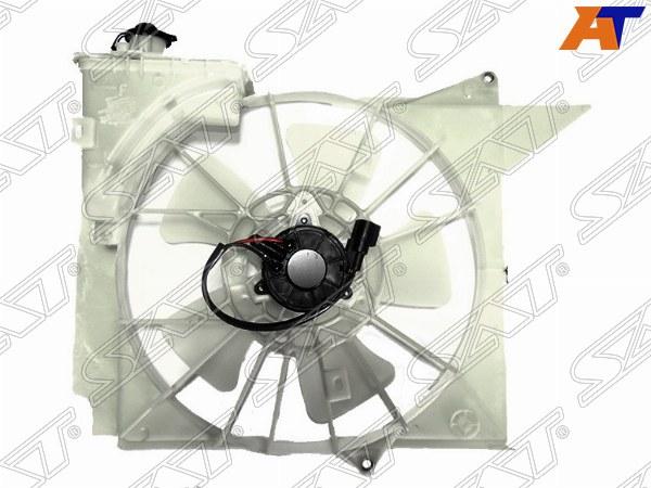 Диффузор радиатора TOYOTA YARIS / VITZ / ECHO / PLATZ 1 / 2SZ-FE 99-05